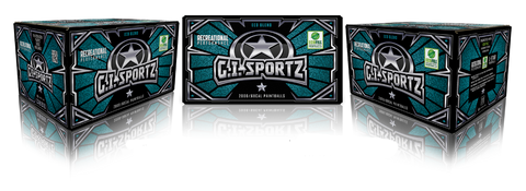 G.I. Sportz 1 Star Paintballs
