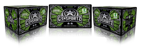 G.I. Sportz 2 Star Paintballs