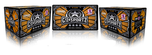 G.I. Sportz 4 Star Paintballs