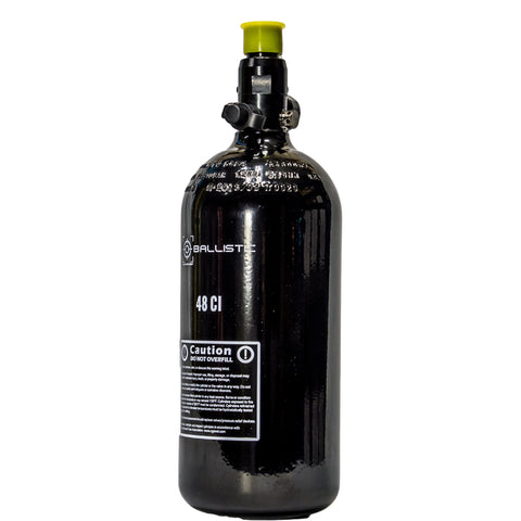 Steel Air Bottle 48Ci - Ballistic