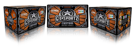 G.I. Sportz Custom Paintballs