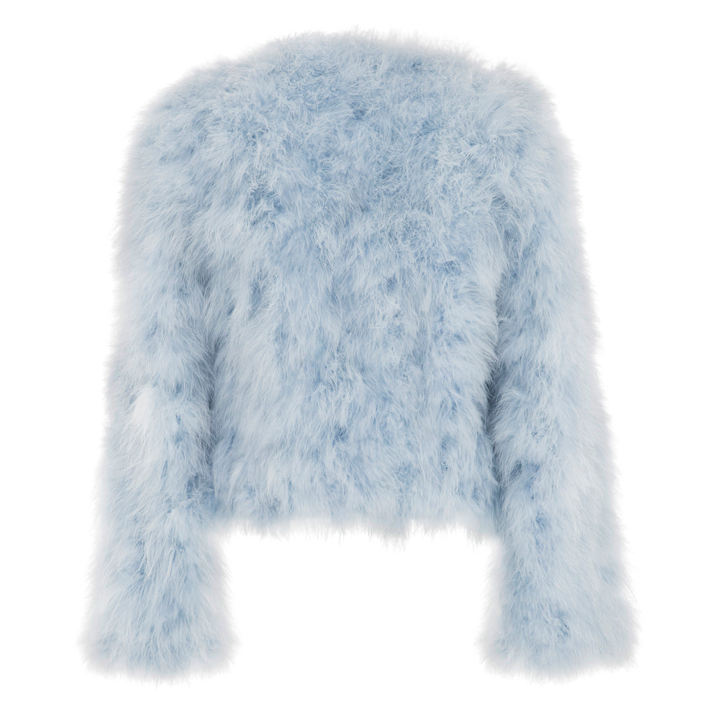 Jorja Jacket  Ice Blue