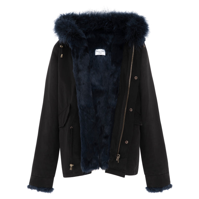 Go-to Parka  Midnight/Navy