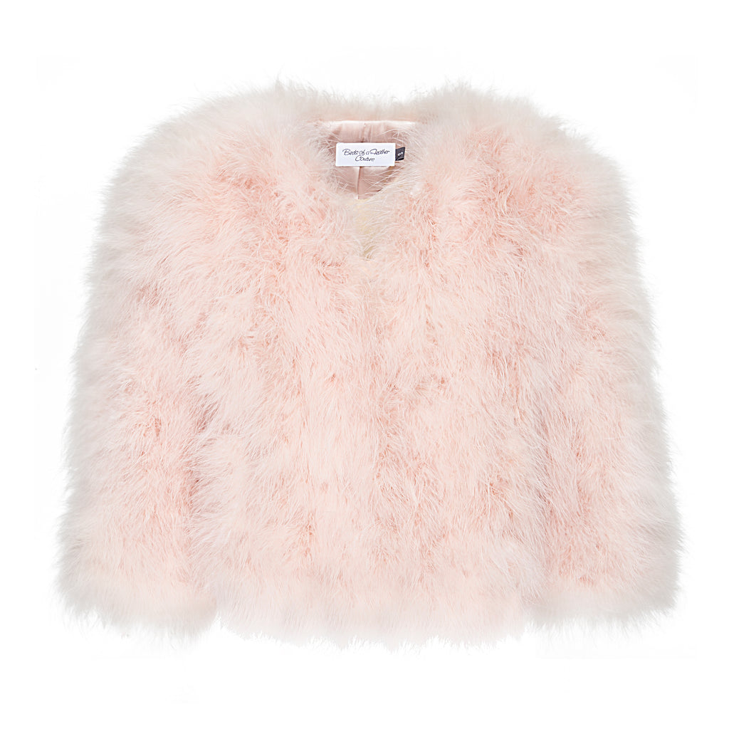 Issy Mini Jacket  Blush Pink