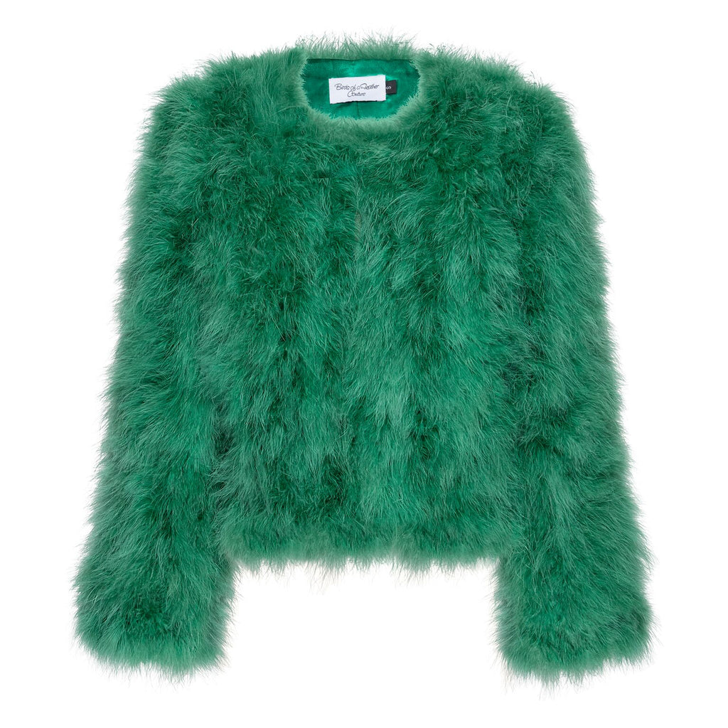 Jorja Jacket  Emerald