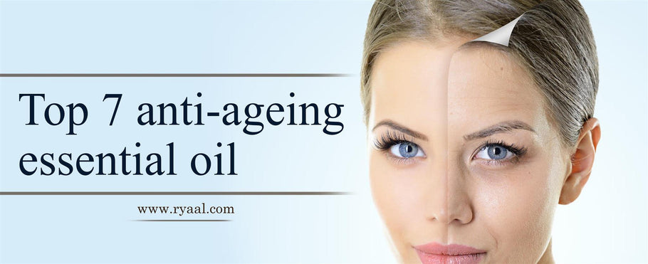 Top 7 anti-aging essential oils