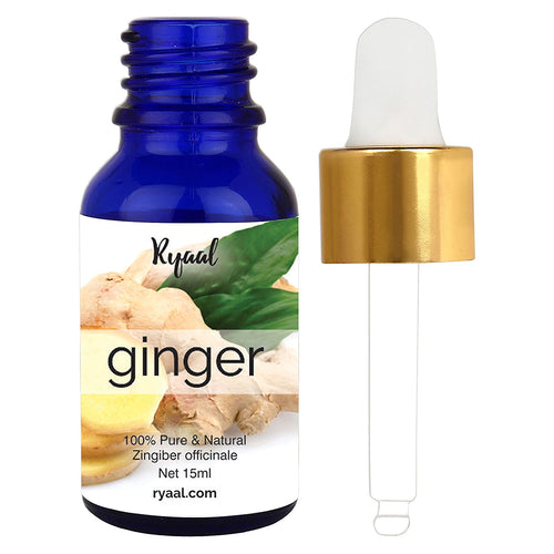 Ryaal Ginger Essential Oil - Ryaal