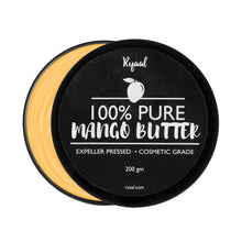 Ryaal Organic Mango Butter for Hair and Dry Skin Care (200g) - Ryaal