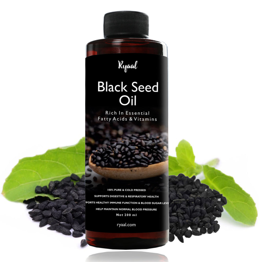 Ryaal Black Seed Oil Kalonji Essential Oil