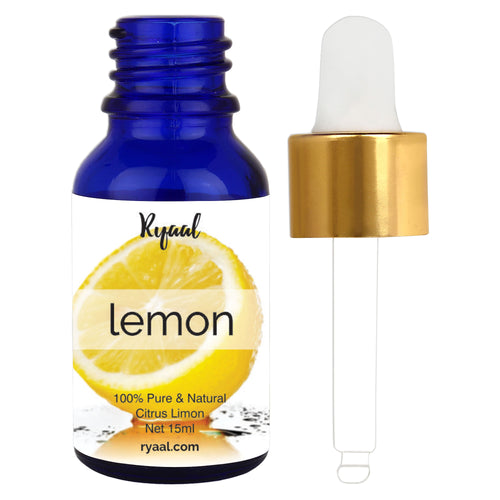 Ryaal Lemon Essential Oil - Ryaal