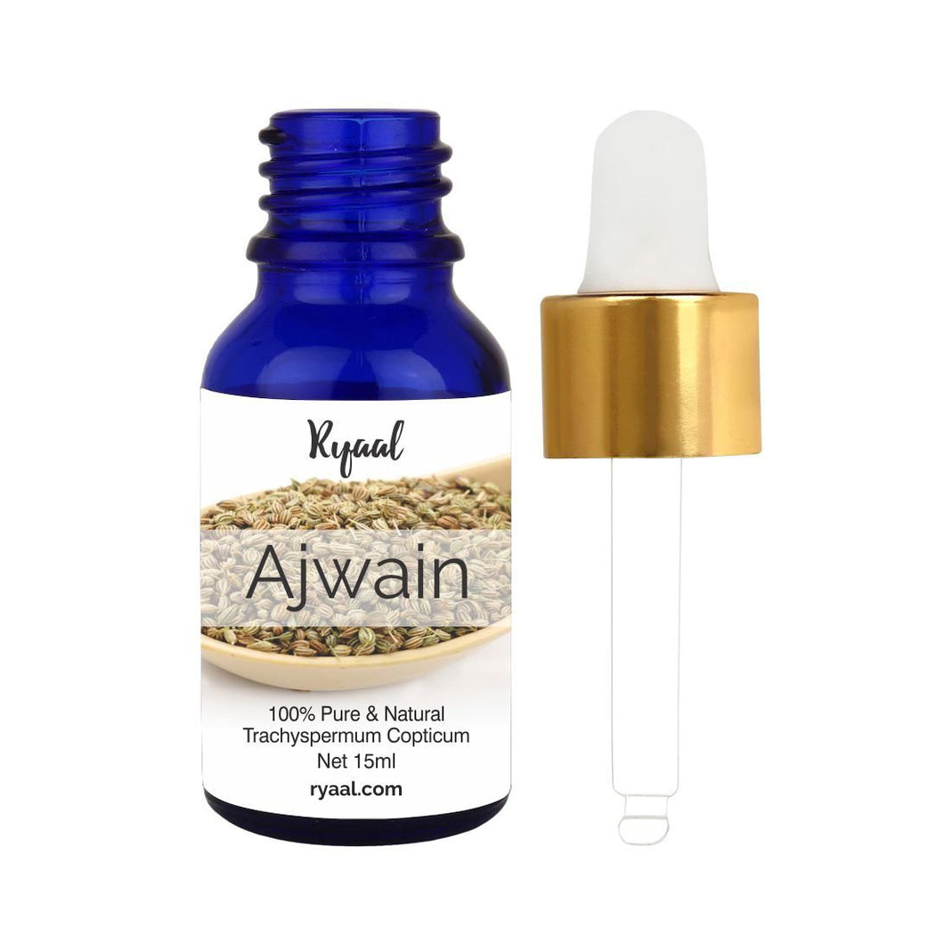 Ryaal Ajwain Essential Oil