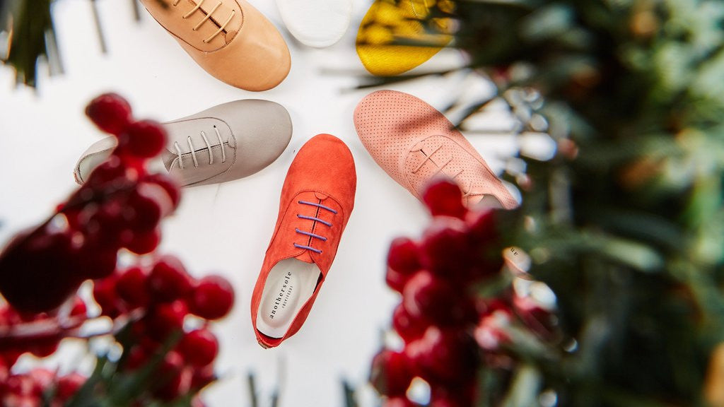 Forget superstitions. Shoes make the best gifts and here's why.