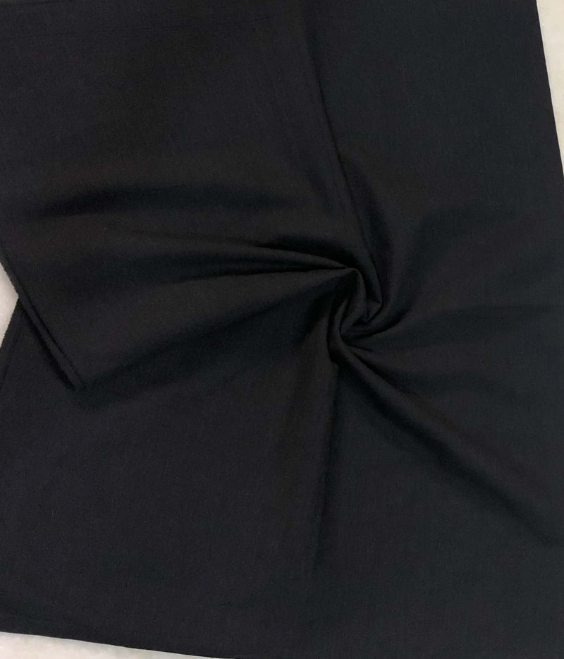 Black Natural Dye Fabric (0.9m)