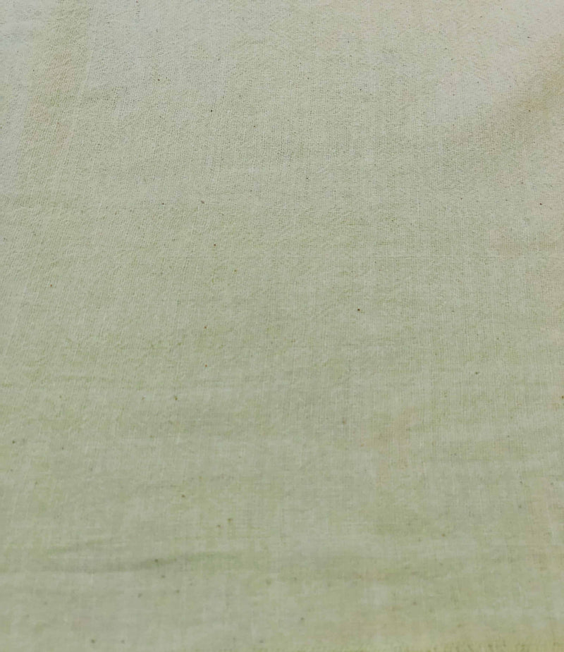 Mint Green Handwoven Fabric