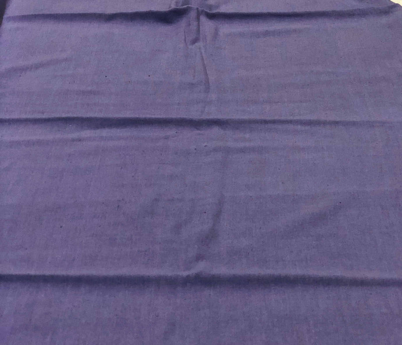 Lavender Handwoven Fabric