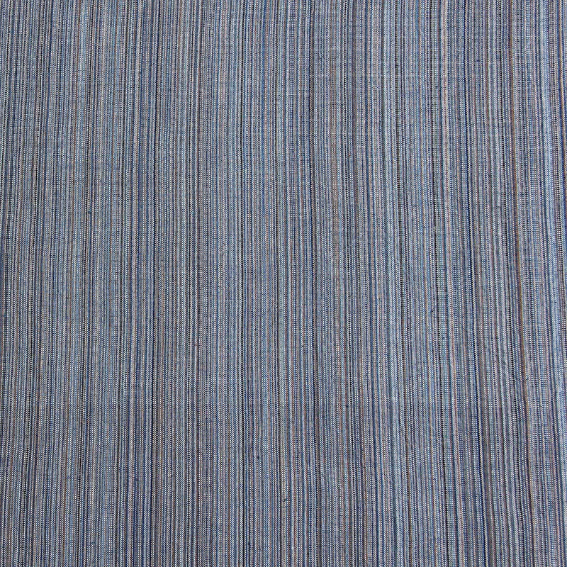 Grey Multi Handwoven Natural Dyed Fabric