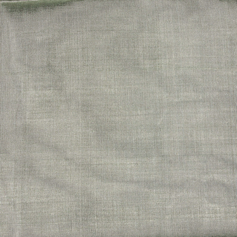 Silver Tissue Silk Chanderi Fabric