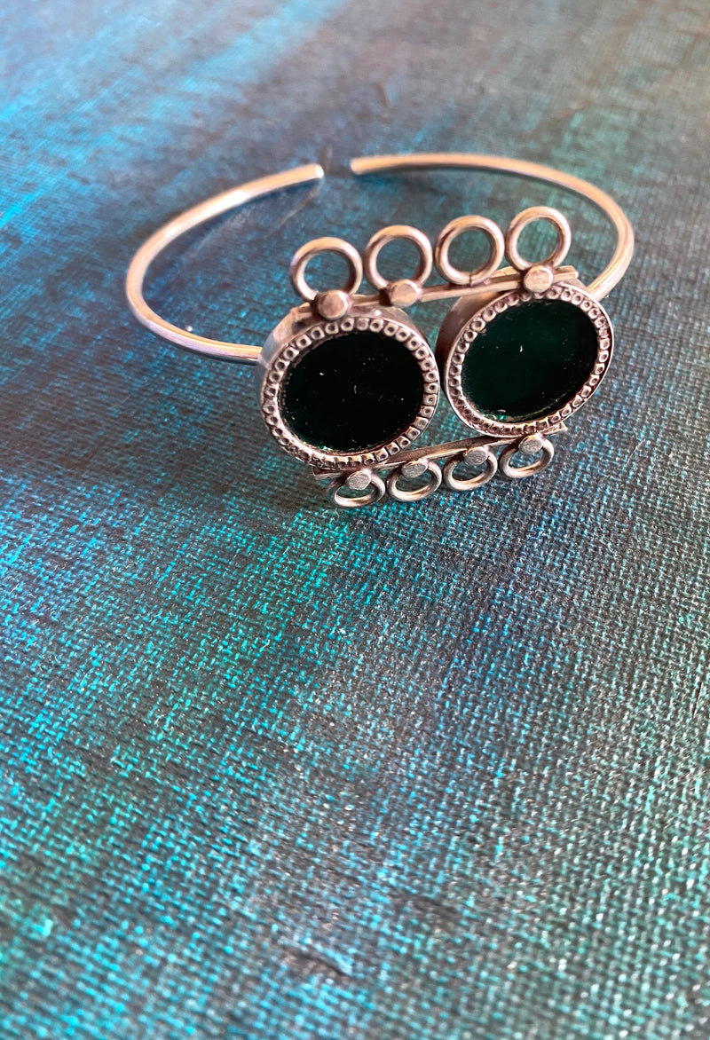 Double Circle Cuff