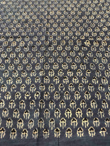 Indigo Blouse Fabric (.85 meters)