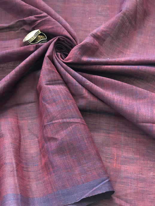 Dhoop Chaon Purple Fabric