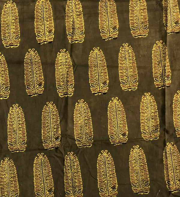Olive Blouse Fabric (.8 meters)