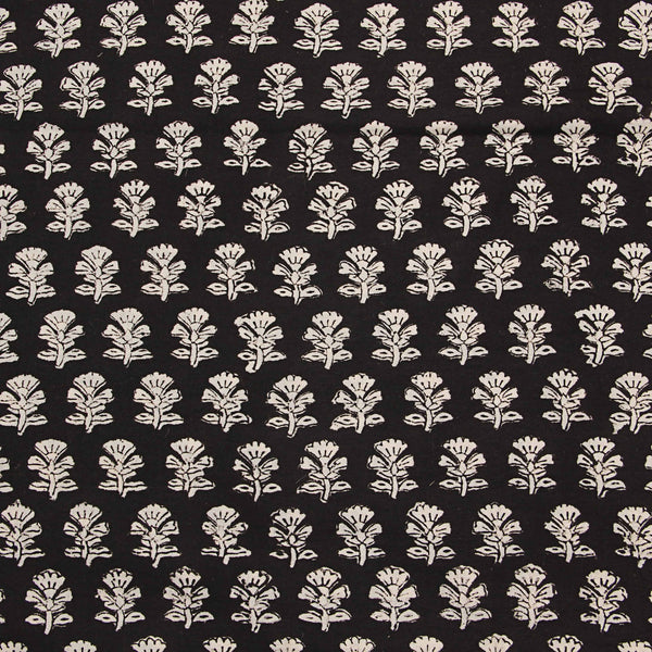 Bagru Hand Block Printed Fabric