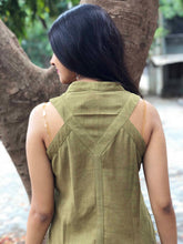 Henna Handwoven Short Top