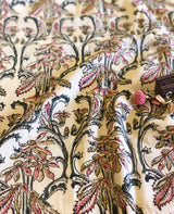 Phool Bel Block Print Fabric