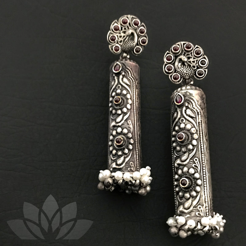 Cylindrical Earrings