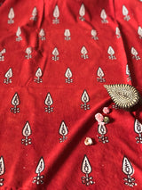 Balotra Traditional Choti Patti Cotton Fabric