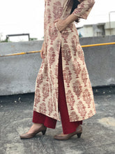 Navamalika Blockprinted Kurta