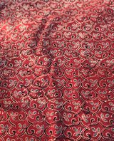 Madder Phool Jaal Ajrakh Fabric