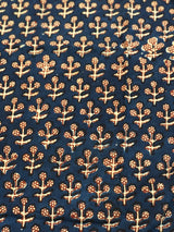 Balotra Tradition  Trifuli Print Cotton Fabric