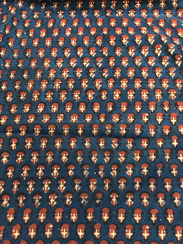 Balotra Tradition Choti Butti Cotton Fabric