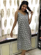 Enaya Homewear Gown