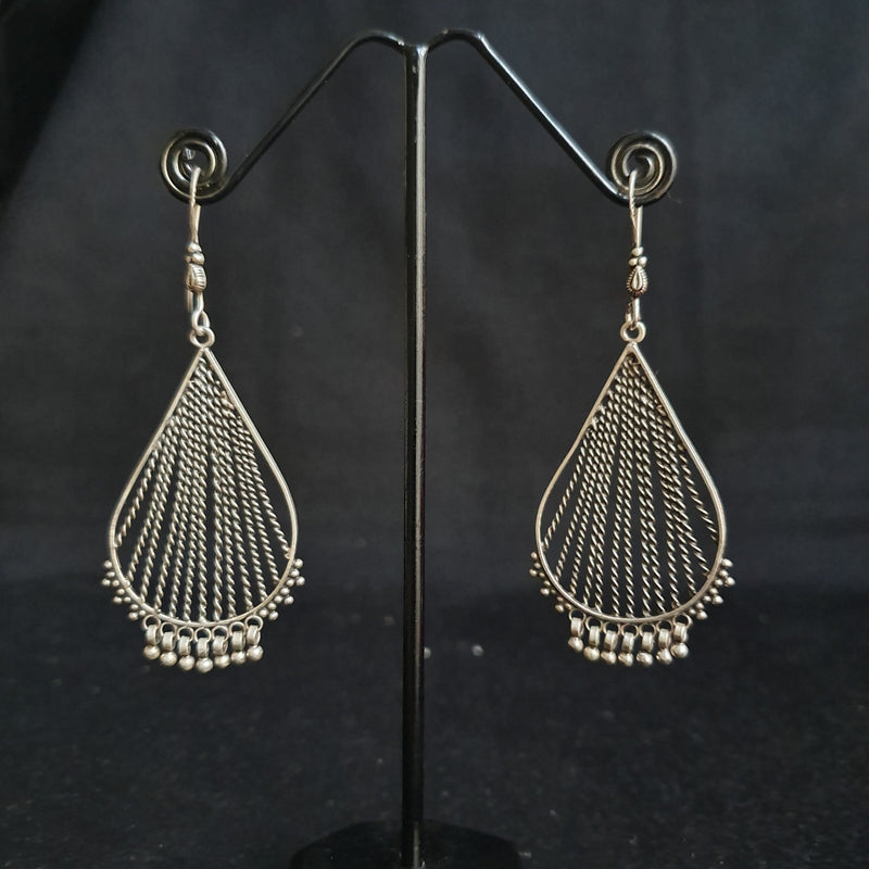 Sterling Silver Light Weight Earring