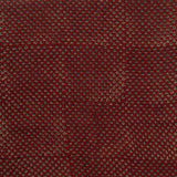 Red Ajrakh Cotton Natural Dyed Fabric