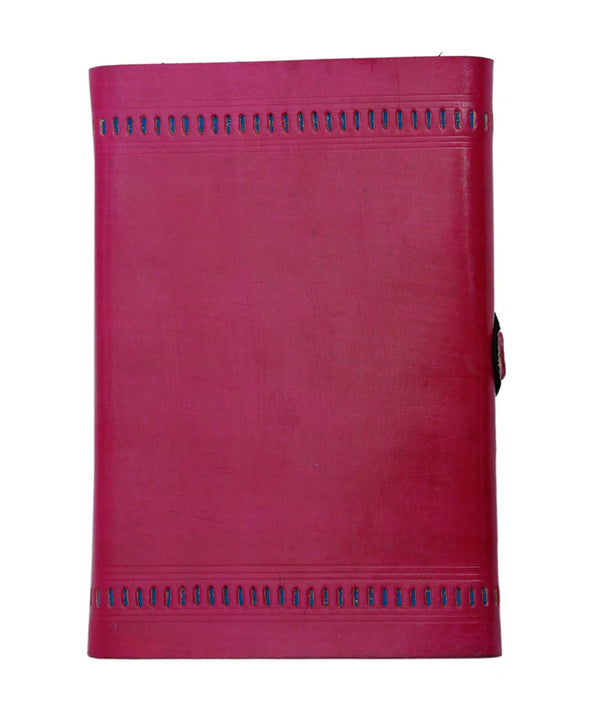 Handmadepaper Leather Diary