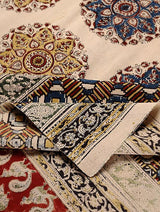 Kalamkari Double Bed Sheet