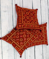 Banjara Mirror Cushion Cover (Set of 5)