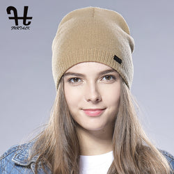 Mens and Womens Hip Classic Casual Beanie