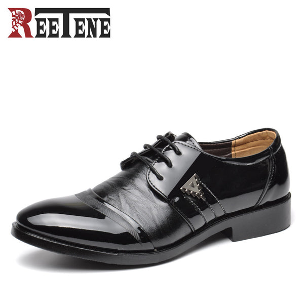 Mens Office Modern Classic Dress Shoes