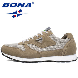 Mens Casual Sporty Running Sneakers