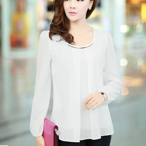 f9105190f8fe2 ... Maternity T-shirt Summer Chiffon Blouses for Pregnant Clothing Plus  Size Loose Casual T-
