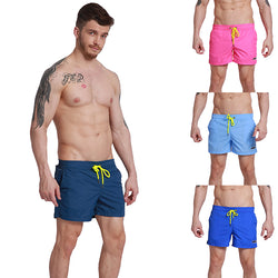 DESMIIT Swimwear Men Quick-drying Men's Swimming trunks for Bathing Multicolor Men Swimwear Newest Men's swimsuit Gay Smelting