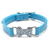 Bone Strap Small Dog Collar - furry-tale