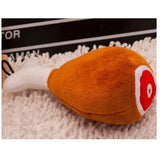 Chicken plush filled with cotton - furry-tale