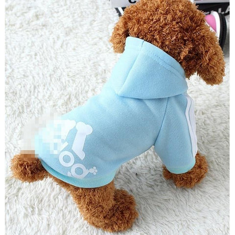 Soft Cotton Adog Coat