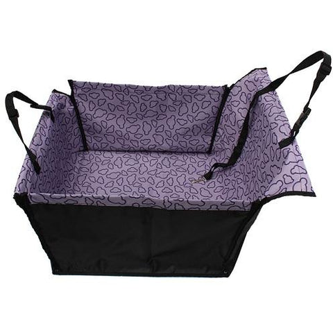 Car Rear Back Seat Carrier