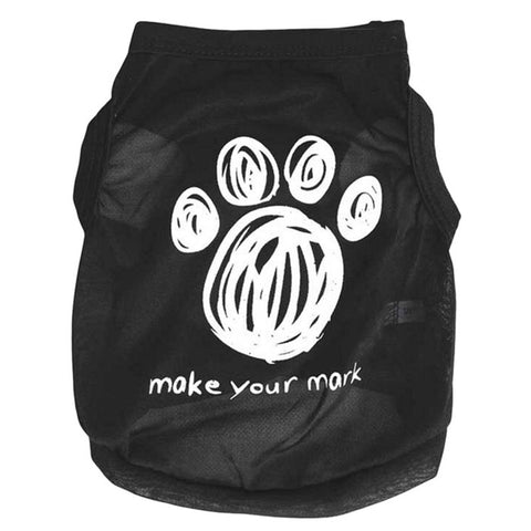 Paw Summer Dog Shirt - furry-tale
